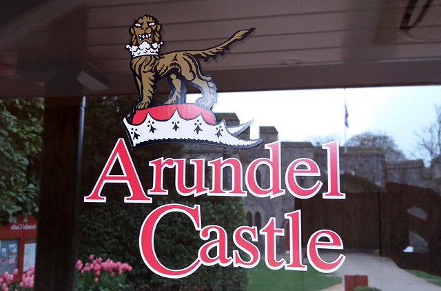JL Signs & Graphics Arundle Castle